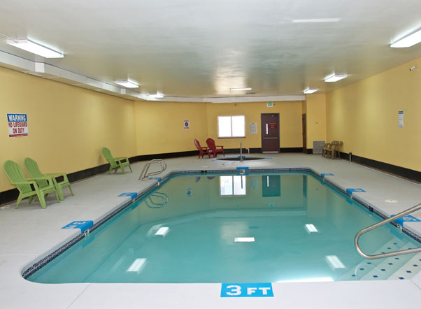 King Oscar Motel Centralia Indoor Pool & Jacuzzi